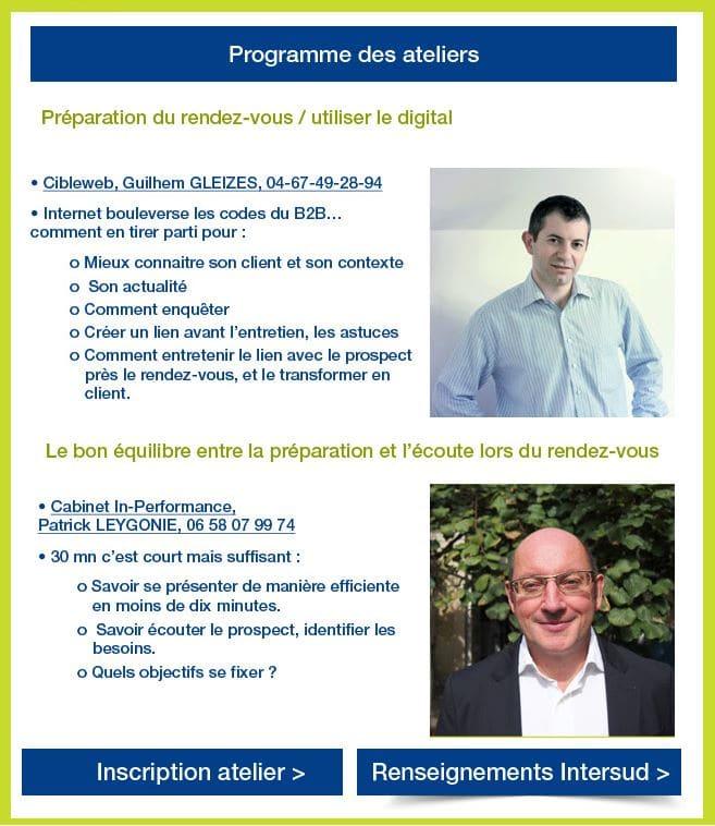 programme conférence stratégie digitale en BtoB
