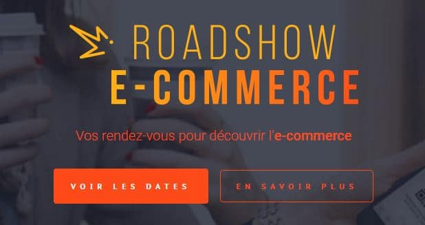 ecommerce roadshow cic