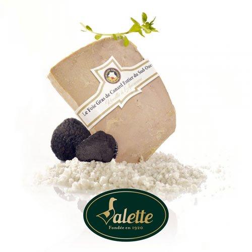 création newsletter  valette foie gras  par notre agence